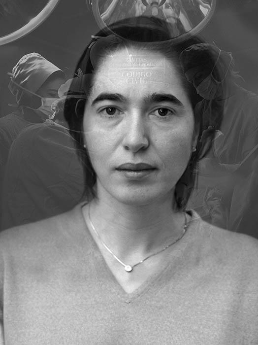 Dña. Cristina Estébanez