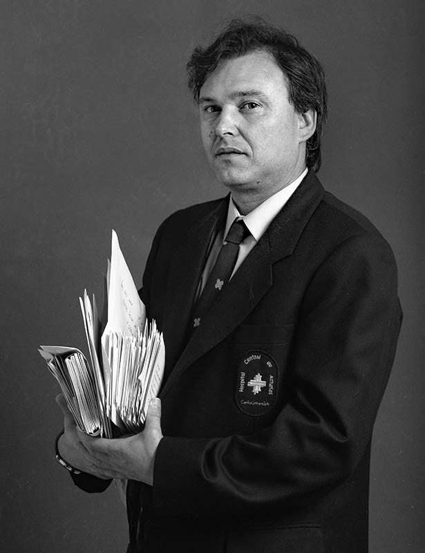 D. José Manuel Fuertes