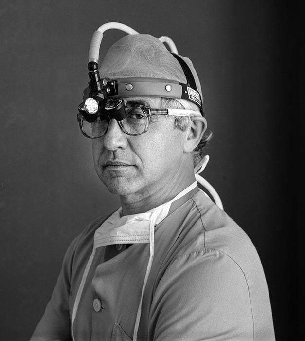 Dr. José María Valle